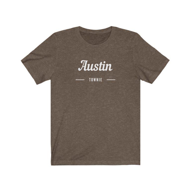 Austin Townie T Shirt