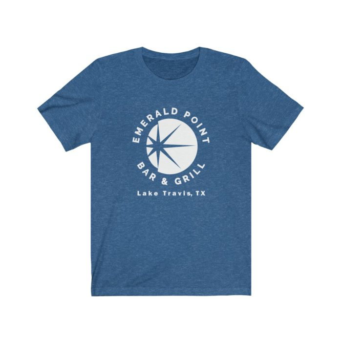 Emerald Point Bar & Grill T Shirt - Lake Travis, TX
