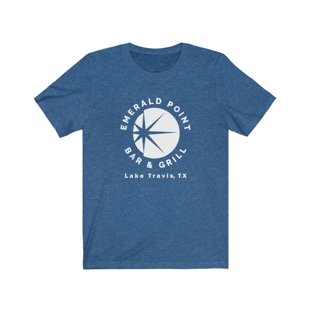 Emerald Point Bar & Grill T Shirt - Lake Travis, TX
