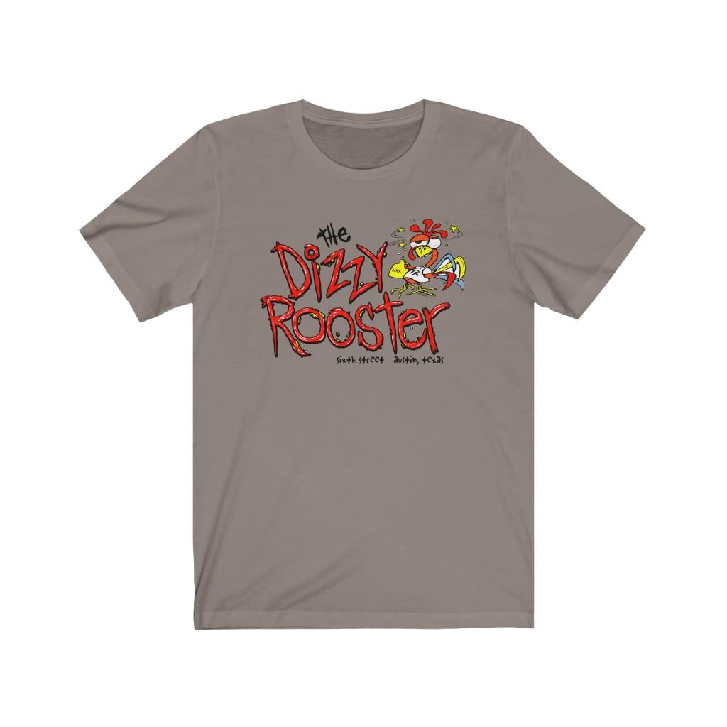 Dizzy Rooster Vintage T Shirt - Austin TX