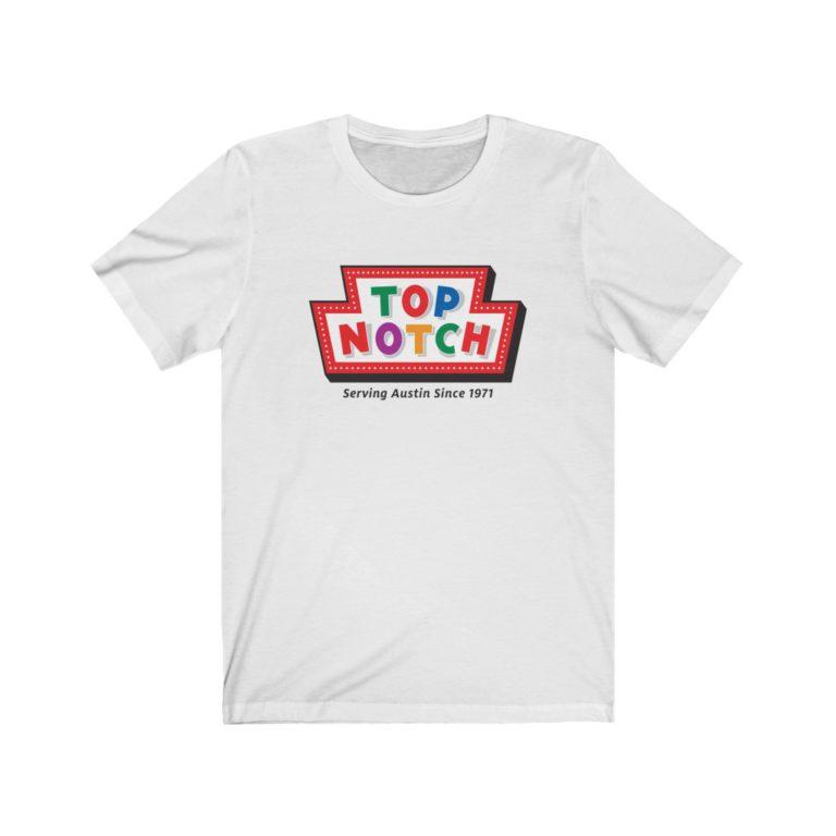 Top Notch Hamburgers T Shirt