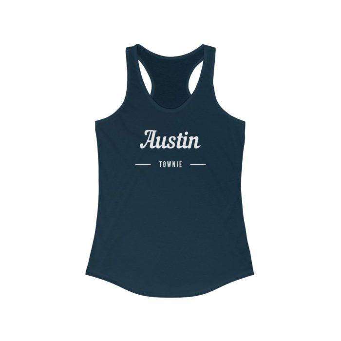 Austin Townie Tank Top