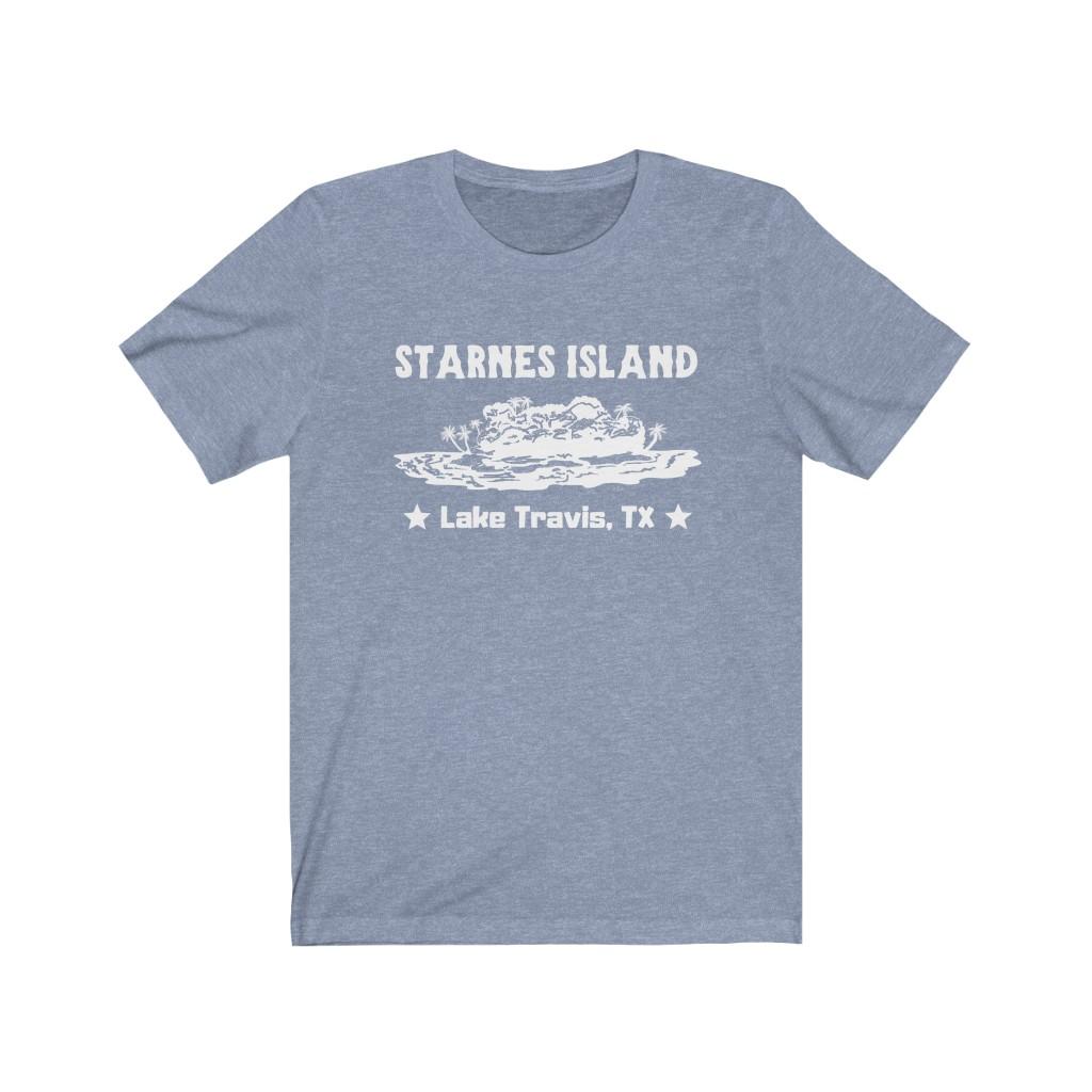 Starnes Island - Lake Travis T Shirt