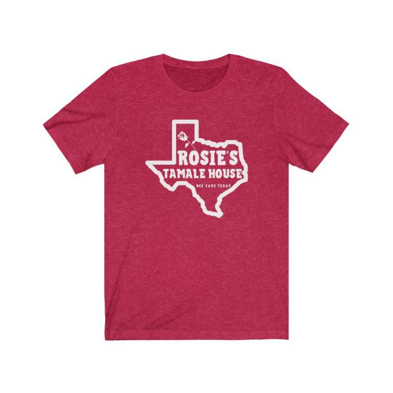 Rosie's Tamale House T Shirt - Austin, TX