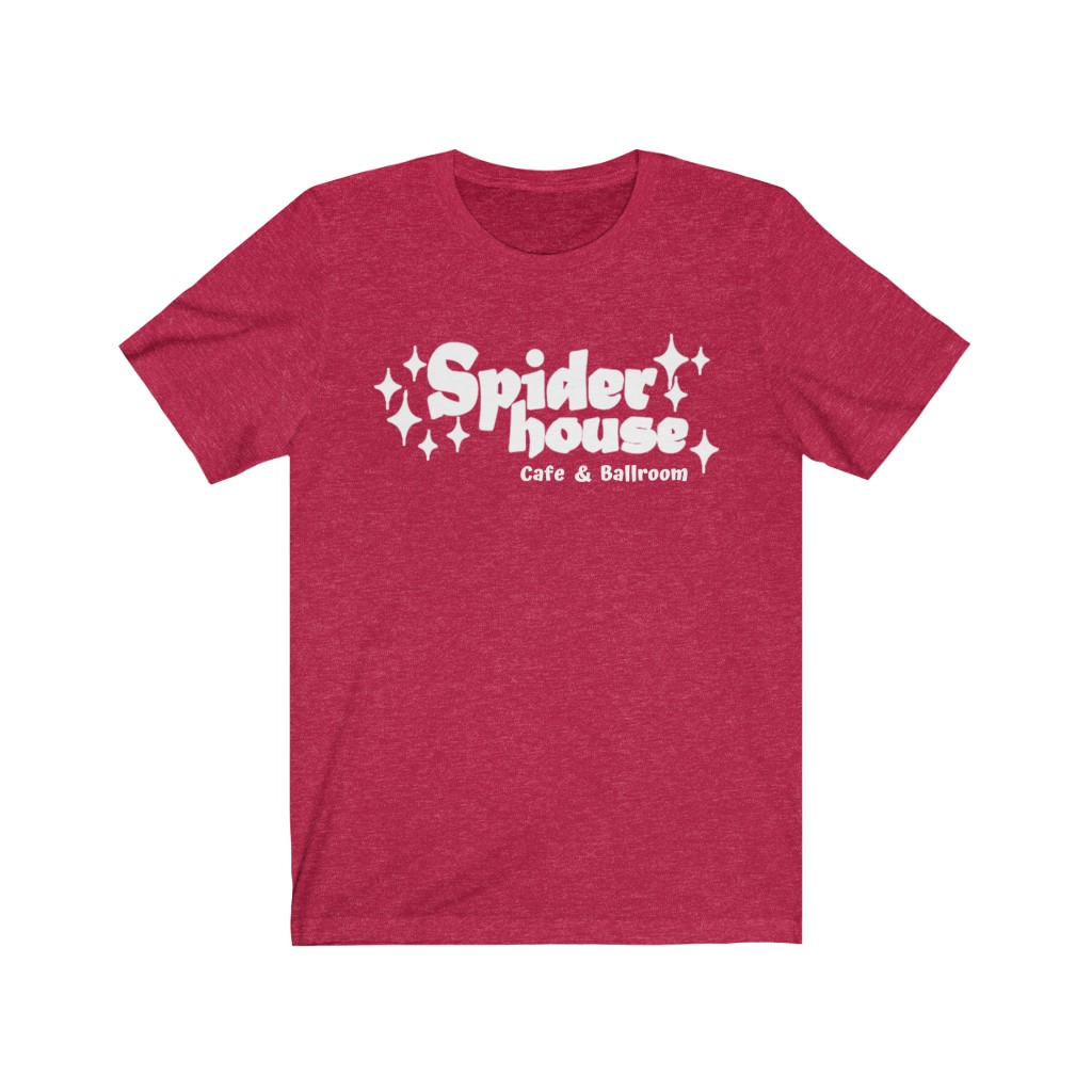 Spider House Cafe and Ballroom T Shirt