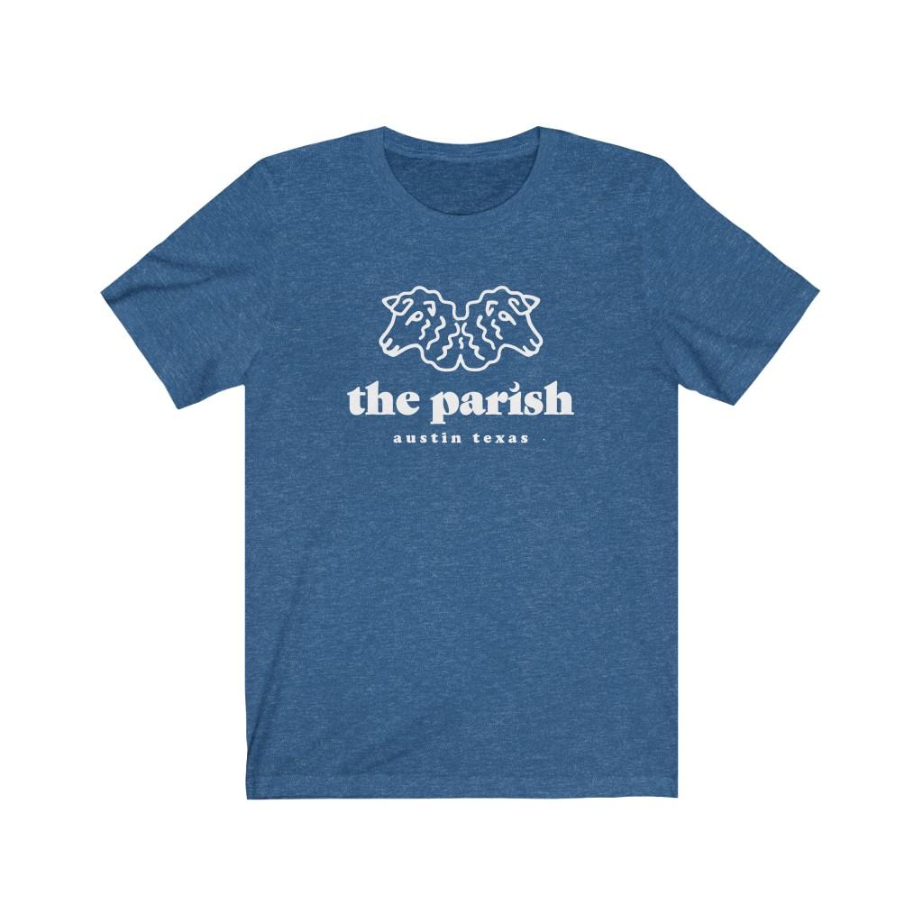 The Parish T Shirt - 6th Street - Austin TX
