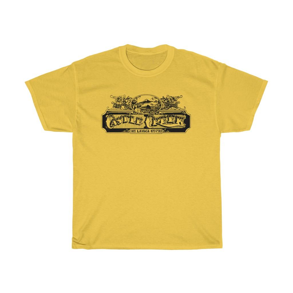 Castle Creek T Shirt - Austin TX.