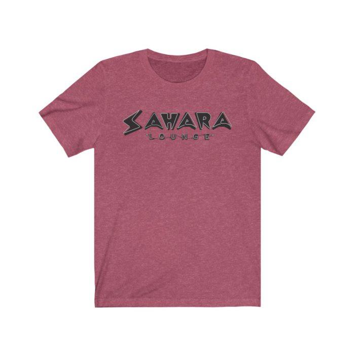 Sahara Lounge T Shirt | Austin TX