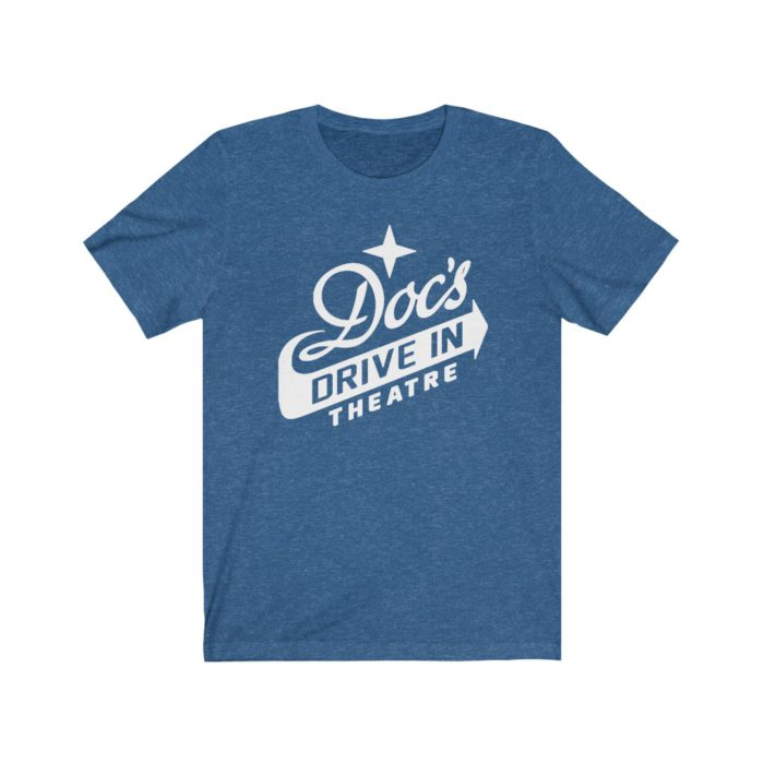 Doc's Drive In Theatre T Shirt