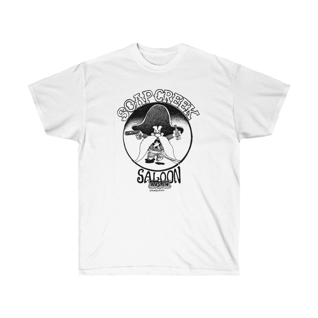 Soap Creek Saloon T Shirt - Austin TX