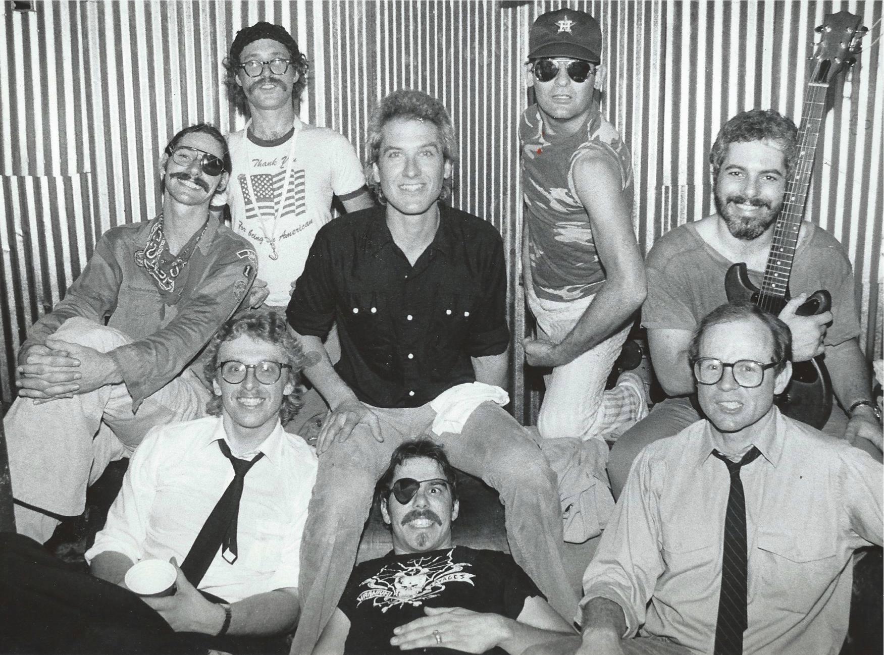 Uranium Savages - Club Foot - 1980