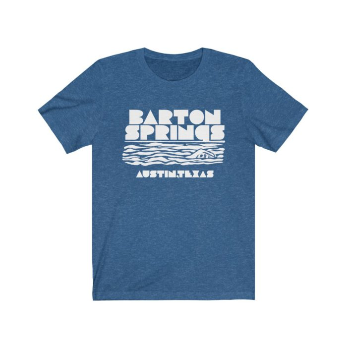 Barton Springs Pool T Shirt