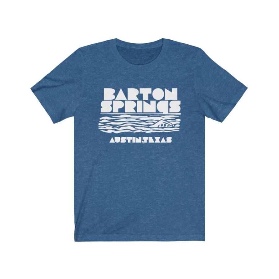 Barton Springs Pool T Shirt