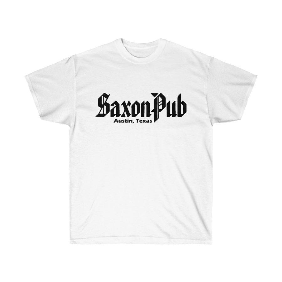 Saxon Pub T Shirt - Austin TX