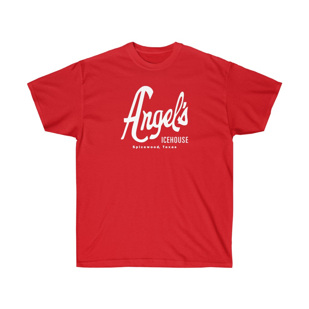 Angel's Icehouse Cotton T Shirt