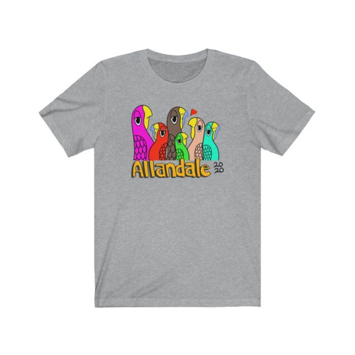 Allandale Neighborhood Association T Shirt - 2020