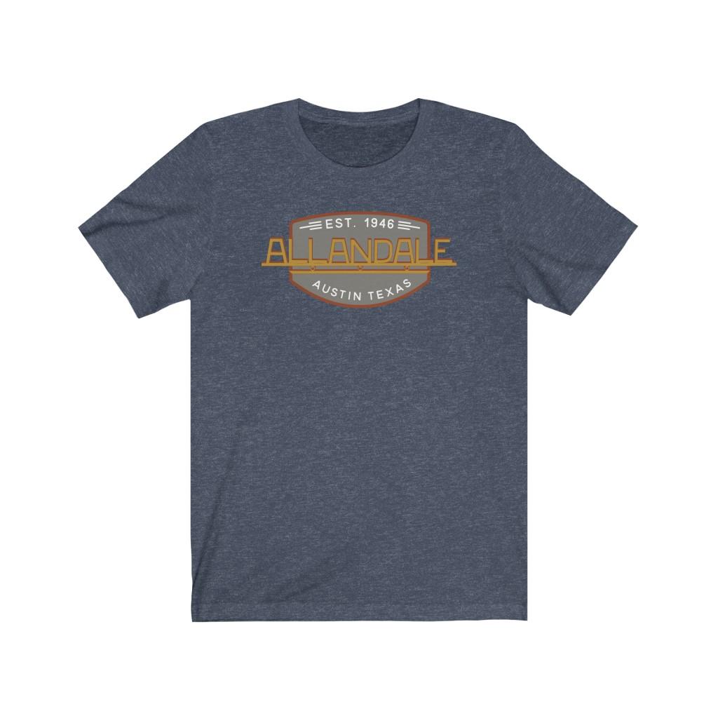 Allandale Neighborhood Association 2021 T-Shirt