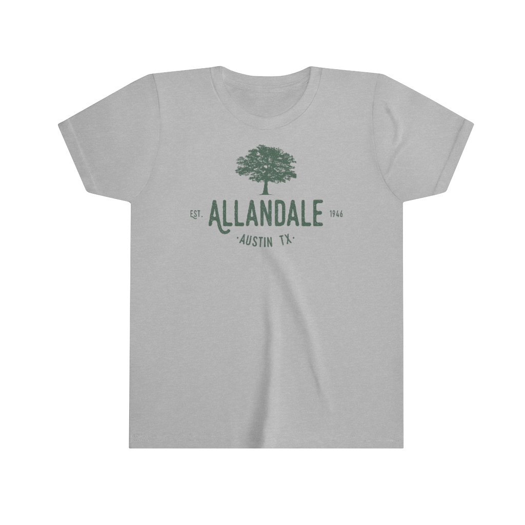 Allandale Neighborhood Association 2019 Youth T Shirt