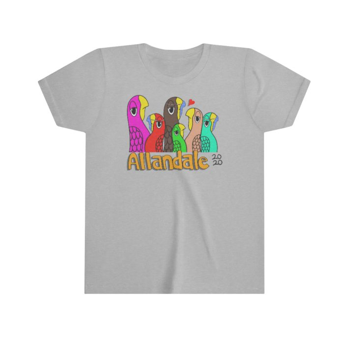 Allandale Neighborhood Association 2020 Youth T Shirt