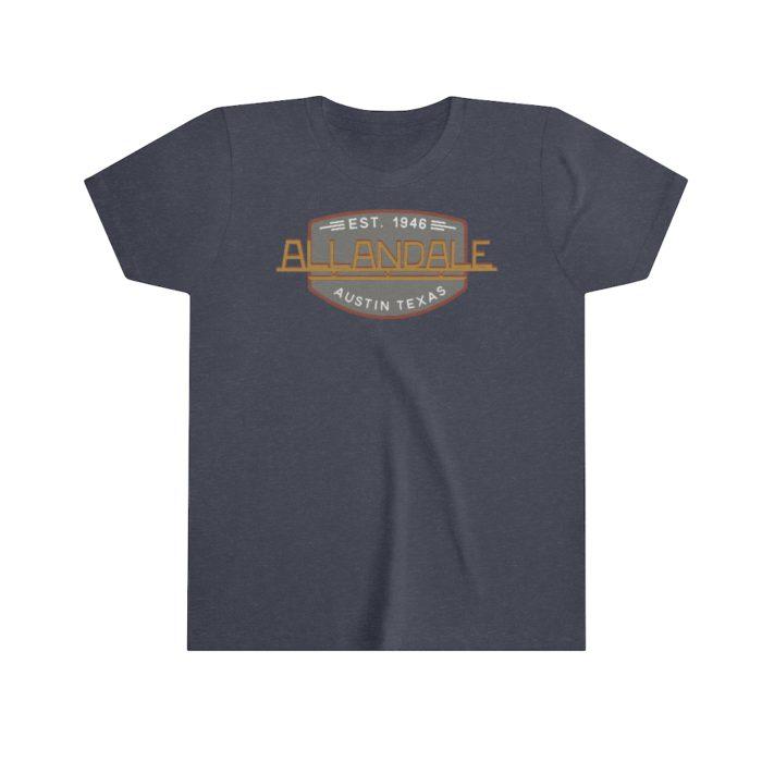 Allandale Neighborhood Association 2021 Youth T Shirt